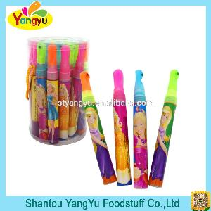 Toothbrush Shape Spray Candy Liquird Sweet