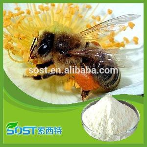 Hot sale lyophilized  royal   jelly ,  royal   jelly  lyophilized  powder , lyophilized  royal   jelly   powder