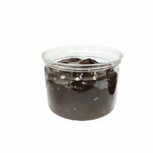 New crop with high quality peeled black garlic and  black garlic sauce