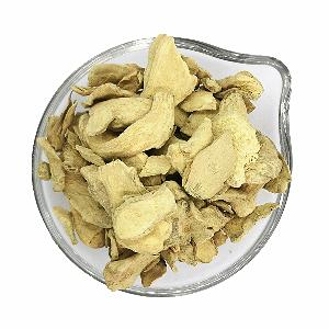 Factory Supply  Dehydrated  Ginger  Dried  ginger  slices