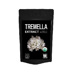 Qinshangtang Organic Tremella Fuciformis Mushroom Extract Powder