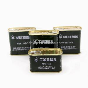 Wholesale 198g 340g  Square  Canned   Pork  Luncheon Meat