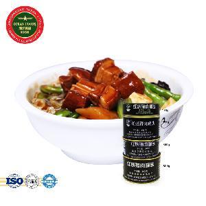 Wholesale Products China Good Taste Food  Canned   Stew ed  Pork
