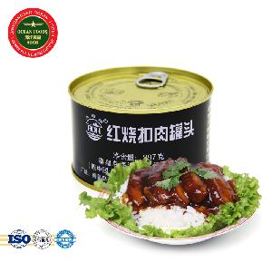Sliced Stewed Pork Canned Meats