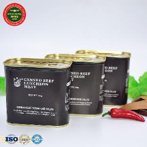 wholesale beef products canned food beef luncheon meat