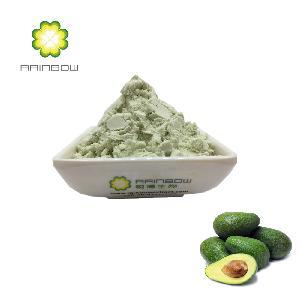 100% pure natural organic freeze dried  avocado   fruit  powder