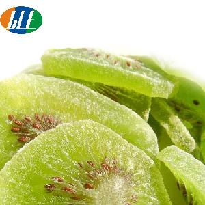 Highest quality Delicious sweet dehydrated kiwi fruit slices dried kiwifruit snack Wholesale prices