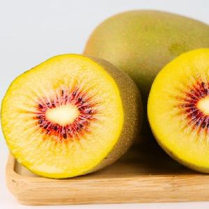 High nutrition all benefits Fresh Red kiwi from Shaanxi China