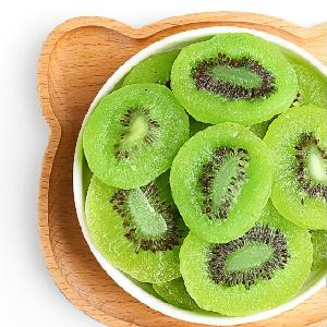 High Vitamin C dried fruit Chinese dried kiwi slices cheap price snack