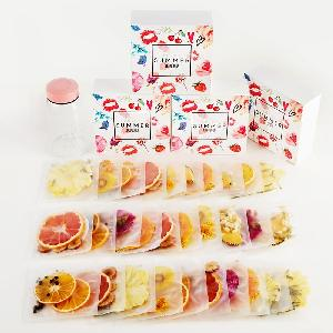 High Quality Handmade Fresh Fruit  Tea  Mixed dried fruits  slim ming  beauty   tea