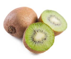 Chinese Qinmei Organic Green heart Kiwi Fruit single weight 90-150g