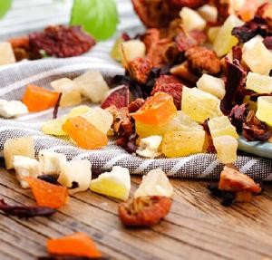 High Quality Healthy Fruit Flower Tea Blended Chinese Dried Fruit Tea