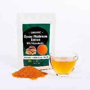 30%  Polysaccharide  pleurotus ostreatus  polysaccharide  Natural Oyster Mushroom Extract Powder