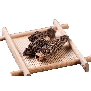 Dried Morchella Ssculenta Morel Mushroom in Bulk Package