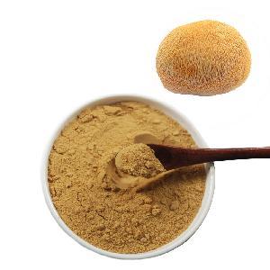 High Quality Enhance Immunity  Lion's Mane Mushroom Extract Powder