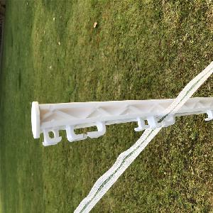 Step-in Plastic Coated Electric Fence Post