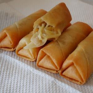 2020 hot Wholesales  Chinese   Food Snack  pocket Frozen  Vegetable   Spring   Roll s
