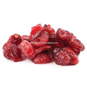 Dried Cranberries Whole and Slice 100% Natural Premium Grade