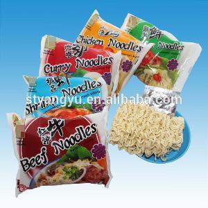 5 Flavors Low Fat Instinct Noodles