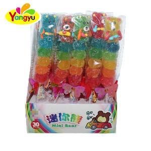 Halal  Jelly  Bear   Gummy   Candy