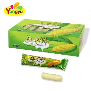 Customized Corn Flavor Sweet  Jelly   Gummy   Candy