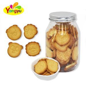 China Animal Shape Snacker Bicsuits Cookies