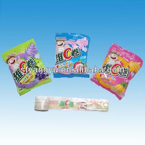 Vitamin C Fruit Flavor Roll Soft Candy