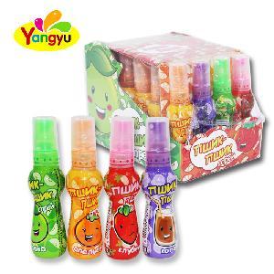 Good Taste  Vitamin  C Sour Magic Calabash  Spray  Candy