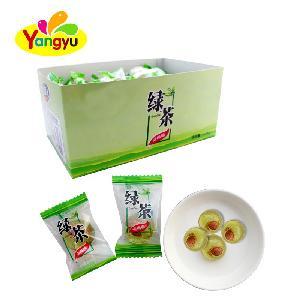 Green  Tea Flavor Plum Coated  Candy  Honey Plum  Candy