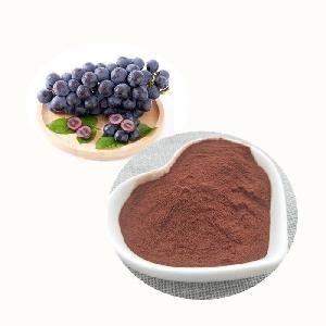 Pu tao  high   quality   grape   seed   extract  95% polyphenol powder