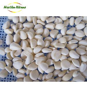 New Crop  Chinese  fresh frozen peeled  garlic  vacuum packed peeled  garlic   clove s