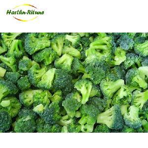 supply new crop iqf frozen broccoli florets