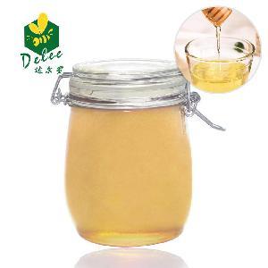 500g Mason Jar Hungary Bees Wild Acacia Honey