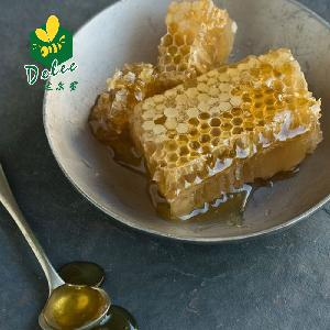 Natural 100% Pure  Funny  Chewable Raw Bee Comb Honey