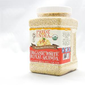 White Royal Quinoa Seeds