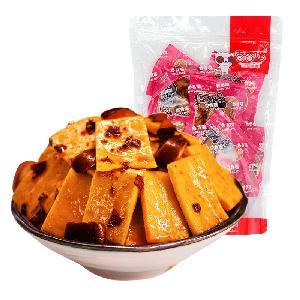 xiangxiangzui 500g  Dried Bean Curd mushroom spcied falvor Vegetarian Meat  snack