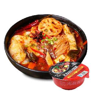 250g  Instant hotpot spicy mao cai ma la Chinese food