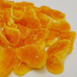 Dried dehydrated orange segment mandarin orange