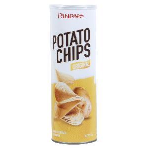 Panpan  korean  cheese flavor potato chips