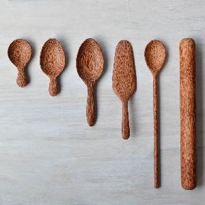 Coconut Wood Cutlery for dinnerware ( Mr. Gray - Whatsapp/Skype: +84 327005456)