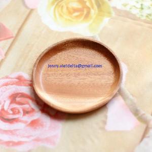 Round Eco-Plate Dish for restaurant (Mr. Gray - Whatsapp: +84 327005456)