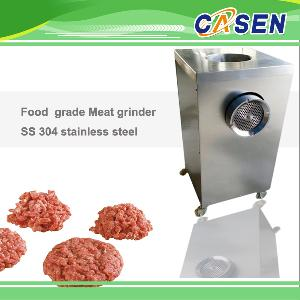 Chicken  meat   mincer  High capacity 600-5000kg per hour