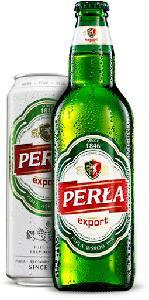 Perla Export alcoholic beer