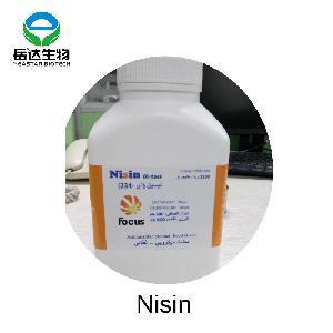 manufacturer nature food preservative E 234 nisin