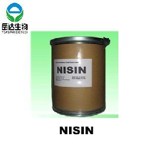 Factory supply Food Beverage Cosmetics Natural Preservative Nisin e234 CAS 1414-45-5