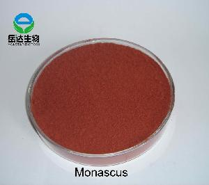 Natural fermented  Red  yeast Rice Natural  Monascus   Red  Colors