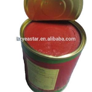 china supplier bulk sale 50g  70g  2200g  tomato   paste