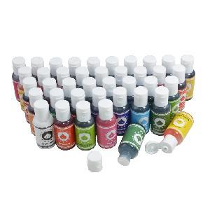Food Colorant /pigment/ natural fruit  Gel 41 color for your choose 21G