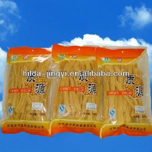 Vegetarian popular food Yuba bean curd stick