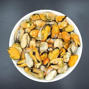 Supplier Sales New Season Frozen Mussels Meat Seafood Frozen Mussel